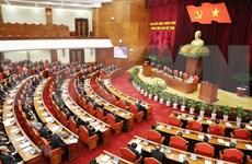 Communiqué du 12e Plénum du Comité central du PCV du 12e mandat