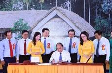 Activités organisées à Nghe An pour marquer l'anniversaire du président Ho Chi Minh
