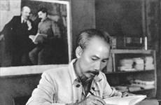 Le peuple russe accorde toujours des sentiments particuliers au président Ho Chi Minh