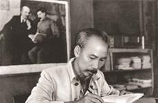 Le Président Hô Chi Minh, héros de la libération nationale