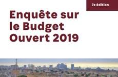 Le Vietnam progresse de 14 places dans l'Enquête sur le budget ouvert