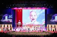 Des Partis et des amis internationaux félicitent pour l'anniversaire du Président Hô Chi Minh