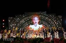 Un pont télévisé célèbre le 130e anniversaire du Président Hô Chi Minh