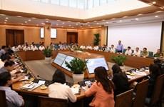 Le vice-PM Truong Hoà Binh appelle à anéantir le trafic illégal et la fraude commerciale
