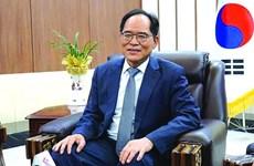 """""""Après la pluie COVID-19, le ciel vietnamo-sud-coréen s'éclaircit """""""