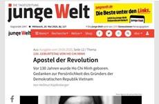 La presse allemande et cubaine parle de Ho Chi Minh