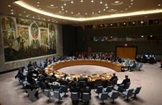 Réunion informelle entre les E10 et le secrétaire général de l'ONU