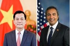 Impulser le partenariat intégral Vietnam-États-Unis