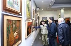 La 25e exposition annuelle des beaux-arts de Hanoi se tiendra en août