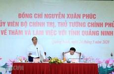 Quang Ninh est une localité dynamique, ayant une croissance forte et intégrale