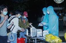 COVID-19 : le Vietnam confirme un nouveau cas samedi matin