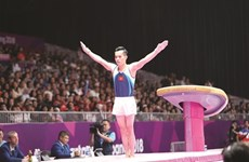 JO de Tokyo : le gymnaste Lê Thanh Tùng fait contre mauvaise fortune bon cœur