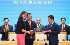 L'EVFTA et l'EVIPA donnent un nouvel élan au partenariat Vietnam-UE