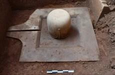 Un fabuleux linga datant du 9e siècle découvert à My Son