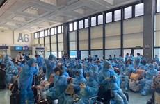 Plus de 340 Vietnamiens rapatriés de Taïwan (Chine)