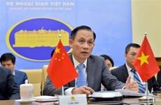 Développement de la coopération entre le Vietnam et la Chine