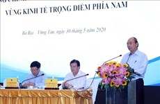 Huit provinces du Sud relancent leur économie