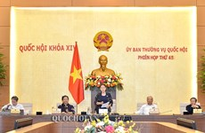 La 2e phase de la 45e réunion du Comité permanent de l'AN prévue le 1er juin