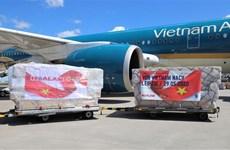 COVID-19 : Leipzig (Allemagne) apprécie les assistances d'entreprises vietnamiennes