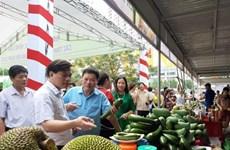 Hanoï : Semaine des fruits et produits agricoles de villes et provinces