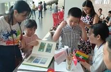 Les enfants à la découverte des cultures de l'Asie du Sud-Est