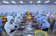 Les exportations de produits aquatiques montrent des signes de reprise