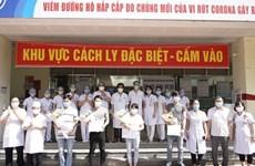 Coronavirus : le Vietnam ne signale aucune nouvelle infection locale en 48 jours