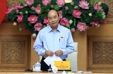 Le gouvernement discute des projets de coopération avec le Laos