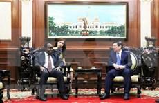 Ho Chi Minh-Ville prête à renforcer ses relations avec l'Angola et l'Arménie