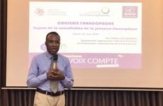 """Consultation """"La Francophonie de l'avenir"""" : Rencontres avec les étudiants francophones"""