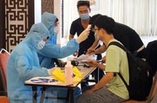 Aucun nouveau cas de COVID-19 n'est signalé au Vietnam le soir du 6 juin