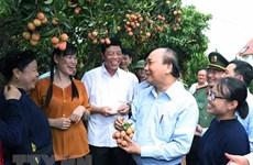 Bac Giang appelé à poursuivre un modèle de croissance intensive