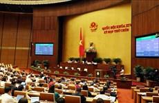 L'AN adopte des résolutions importantes le 8 juin