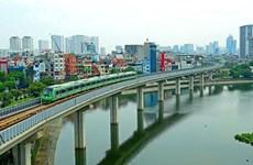 Hanoi prévoit d'opérer le train urbain Cat Linh - Hà Dông en 2020