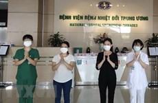 COVID-19 : le Vietnam n'a enregistré aucune nouvelle infection locale en 55 jours
