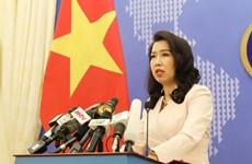 Aucun citoyen vietnamien impacté par les manifestations aux États-Unis