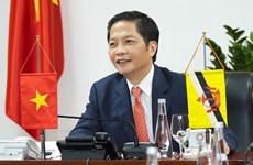 Le Vietnam et le Brunei s'efforcent d'ouvrir rapidement les routes commerciales