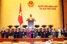 Le Conseil électoral national se présente devant l'Assemblée nationale