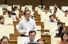 L'Assemblée nationale discute samedi de la situation socio-économique