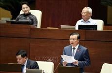 Le ministre des Finances clarifie plusieurs questions socio-économiques et budgétaires