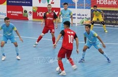 Le Championnat national de futsal 2020 débute à Khanh Hoa