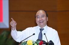 Le PM apprécie les contributions de la presse à la lutte contre le COVID-19