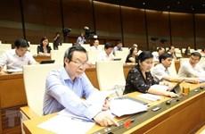 9e session de l'AN : vote des lois sur la jeunesse et la conciliation et le dialogue au tribunal
