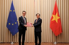 Le Vietnam informe l'UE de sa ratification d'accords bilatéraux