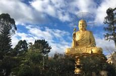 Le monastère zen de Van Hanh à Dà Lat