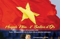 L'attaquante Huynh Nhu, pour l'amour du football féminin