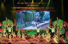 Le Festival de la famille du Vietnam 2020 se déroulera du 26 au 28 juin