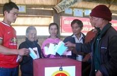 Directive du Politburo sur la direction des élections à l'AN et aux Conseils populaires