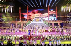 Le Festival de Hue 2020 ouvrira ses portes en août