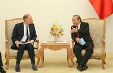 Le Vietnam veut coopérer avec des pays dans le développement de la chaîne d'approvisionnement